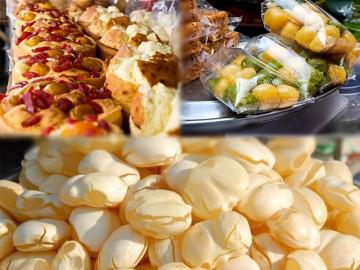 Lạc vào thiên đường quà vặt chợ Châu Đốc - An Giang