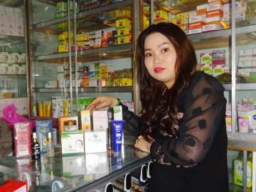 Cô nàng 8X Ngọc Diễm thu nhập 20 triệu/tháng nhờ kinh doanh mỹ phẩm