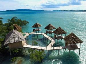 """Quên Bali đi, đây mới là địa điểm đẹp """"thần sầu"""" ngay gần Việt Nam"""