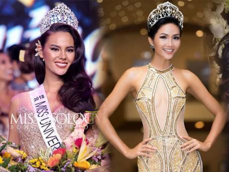Đối thủ nặng ký nhất của Hoa hậu H'Hen Niê tại Miss Universe 2018 đã lộ diện