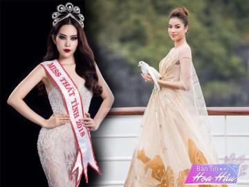 """Phạm Hương hoá thành nữ thần mặt trời, Nam Em chính là """"Miss thất tình"""""""