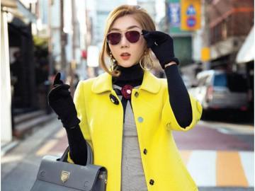 Ngọc Quyên chụp hình cho thời trang Sohee dưới cái lạnh -15 độ