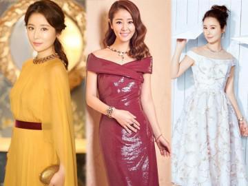 """Các """"gái một con trông mòn con mắt"""" còn không học ngay gu thời trang của Lâm Tâm Như!"""