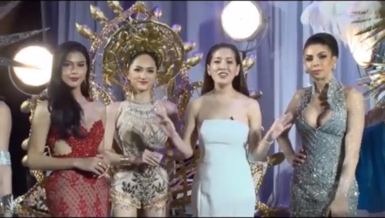 """""""nang sen"""" huong giang idol toa sang tai hoa hau chuyen gioi - 1"""