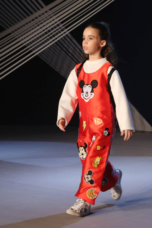 sieu mau thanh hang, minh tu cung nhau dot chay san dien asian kids fashion week - 3