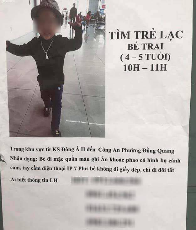 tim thay thi the be trai 5 tuoi mat tich cung chiec iphone 7 cach nha 100 met - 1