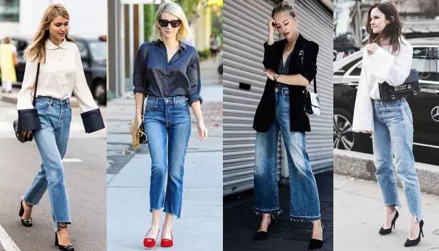 quen jeans ong con di, mua he phai mac kieu quan jeans nay moi mat! - 6