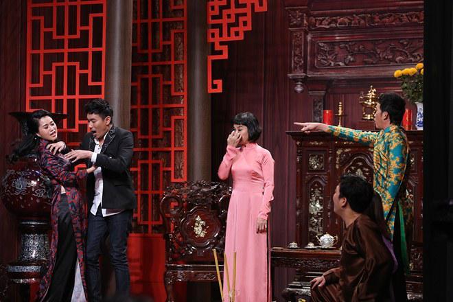 "hoa minzy dem chuyen doi tu len on gioi, chong tre bat ngo ""lam kho"" cat phuong - 4"