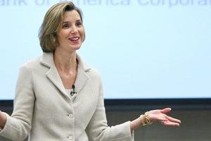 Chân dung doanh nhân từ bỏ vị trí lãnh đạo Bank of America đi 'đầu tư' vào phụ nữ
