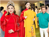 Hương Giang được Đàm Vĩnh Hưng tận tay chọn áo dài để đi thi Hoa hậu