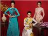 3 mỹ nhân đình đám của Hoa hâu Hoàn vũ Việt Nam khoe sắc với áo dài Tết