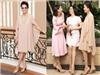 Diễm My, Giáng My, Hoa hậu Hà Kiều Anh nổi bật, ngọt ngào với váy pastel