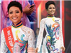 Hoa hậu H' Hen Niê bất ngờ diện lại chiếc áo dài mang đến may mắn cho cô