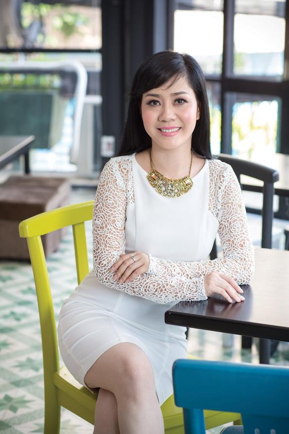 ThS Nguyễn Thanh Mai, Thành viên HĐQT- hiệu trưởng Trường THCS và THPT Việt Mỹ