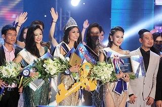 Đặng Thu Thảo đăng quang Hoa hậu Đại dương 2014