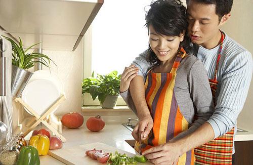 Mẫu phụ nữ thành công trong hôn nhân