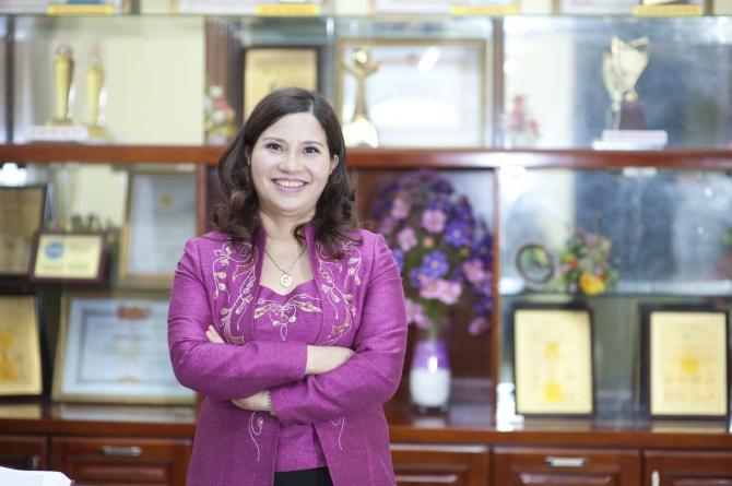 Chuyện nữ doanh nhân nâng tầm bài thuốc Việt sinh ngày 1/5