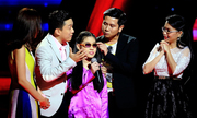 Cô bé khiếm thị khiến giám khảo 'Giọng hát Việt nhí' rơi nước mắt