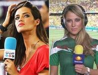 Những nữ phóng viên đẹp nhất tại World Cup