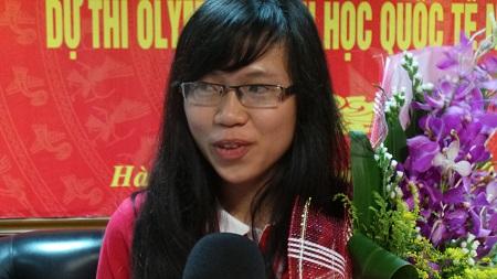 Chuyện chưa biết về hai học sinh đoạt huy chương Olympic Sinh học quốc tế