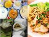 Mê mẩn với thiên đường ẩm thực chợ Hội An