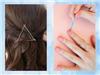 Tạo kiểu tóc với kẹp tăm những năm 2000 bất ngờ quay trở lại, gái trẻ liệu có muốn thử?