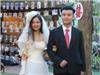 Ký ức một thời ùa về qua triển lãm đám cưới xưa của sinh viên trường Báo