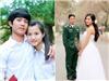 Tâm sự về chuyện tình từ năm 16 tuổi, chàng quân nhân khiến dân mạng phát hờn