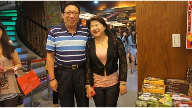 Cô dâu Việt từ tay trắng thành triệu phú xứ Đài