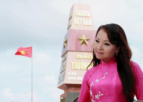 NSƯT Khánh Hòa: Hát về Trường Sa bằng tất cả tình yêu và đam mê