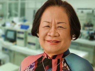Bà Phạm Thị Việt Nga rời ghế Chủ tịch Dược Hậu Giang