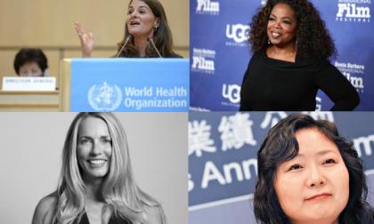 20 nữ doanh nhân quyền lực nhất thế giới