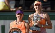 Sharapova vô địch Pháp Mở rộng