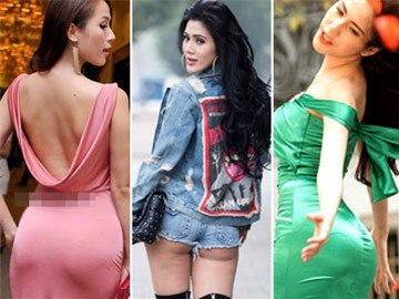 Phát hoảng với lỗi trang phục ngớ ngẩn của Sao Việt