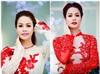Ngắm nhìn Nhật Kim Anh lộng lẫy trong tà áo dài mang hiệu ứng 3D