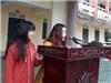 Lột áo nữ sinh đánh ghen do hiểu nhầm, chị dâu và em chồng xin lỗi trước 1.800 học sinh