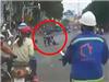 Clip hãi hùng tên cướp kéo cô gái giữa trung tâm Sài Gòn