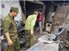 Vụ cháy 3 mẹ con tử vong ở Nam Định: Đau xót hình ảnh người mẹ ôm con vào lòng