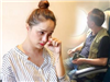 Hương Giang Idol mừng rơi nước mắt khi bố mẹ sang tận Thái Lan cổ vũ thi Hoa hậu