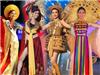 """Sự chuyển mình đầy ấn tượng của trang phục dân tộc tại """"đấu trường"""" sắc đẹp Quốc tế"""
