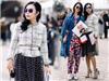 Không chỉ dự show Chanel, CEO Elise Lưu Nga còn thần thái hơn người