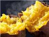 Chiêu đơn giản để nướng khoai lang bằng lò vi sóng ngon như nướng bằng bếp than