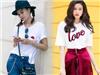 Đừng xem thường chiếc áo phông trắng, nhìn sao Việt phối nó đẳng cấp mà xem!
