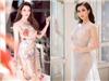 """Lý Nhã Kỳ và Hoa hậu Đỗ Mỹ Linh hóa """"nữ thần hoa"""" tại Cannes"""