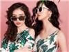 Thời trang H&T mang luồng gió nhiệt đới đến mùa hè 2018