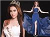 Thư Dung khoe sắc quyến rũ, rẽ hướng điện ảnh sau đăng quang Á hậu Miss Eco International 2018