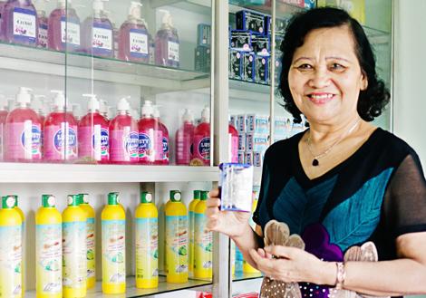 Doanh nhân Nguyễn Thị Đông: Từ nhà khoa học đến doanh nhân thành đạt