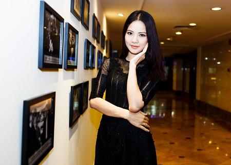 """Hoa hậu Trần Thị Quỳnh cũng """"đá chéo sân"""" sang làm kinh doanh"""