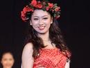 Nữ sinh Việt Đức lên ngôi Hoa khôi Duyên dáng Hà Thành