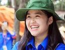 Nụ cười tình nguyện xua tan nắng nóng trường thi